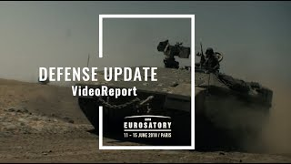 Israel's Technology Highlights at Eurosatory 2018