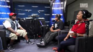 Krizz Kaliko Speaks about Being Bi-Polar on Sway in the Morning