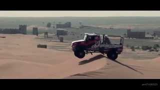 Loprais Derooy test session for Dakar 2016 - powered by InstaForex