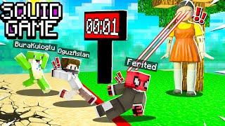 Ekip Ile Squid Gamee KAT LD K - Minecraft