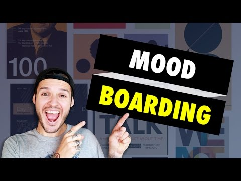 How to Mood Board for Web Design | Web Design Tutorial