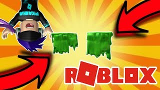 HOW TO GET THE NEW ROBLOX SLIME SHOULDER!!? -ROBLOX EVENT