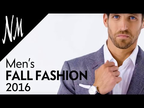 2016 Fall Fashion Trends For Men | Neiman Marcus
