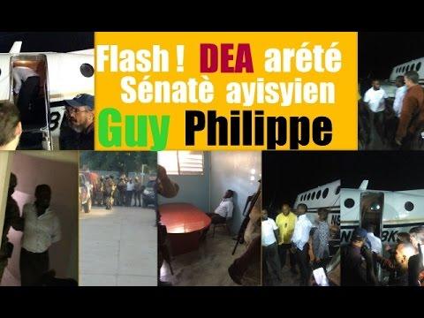 Flash: Le sénateur élu Guy Philippe arrêté et extradé aux Etats Unis