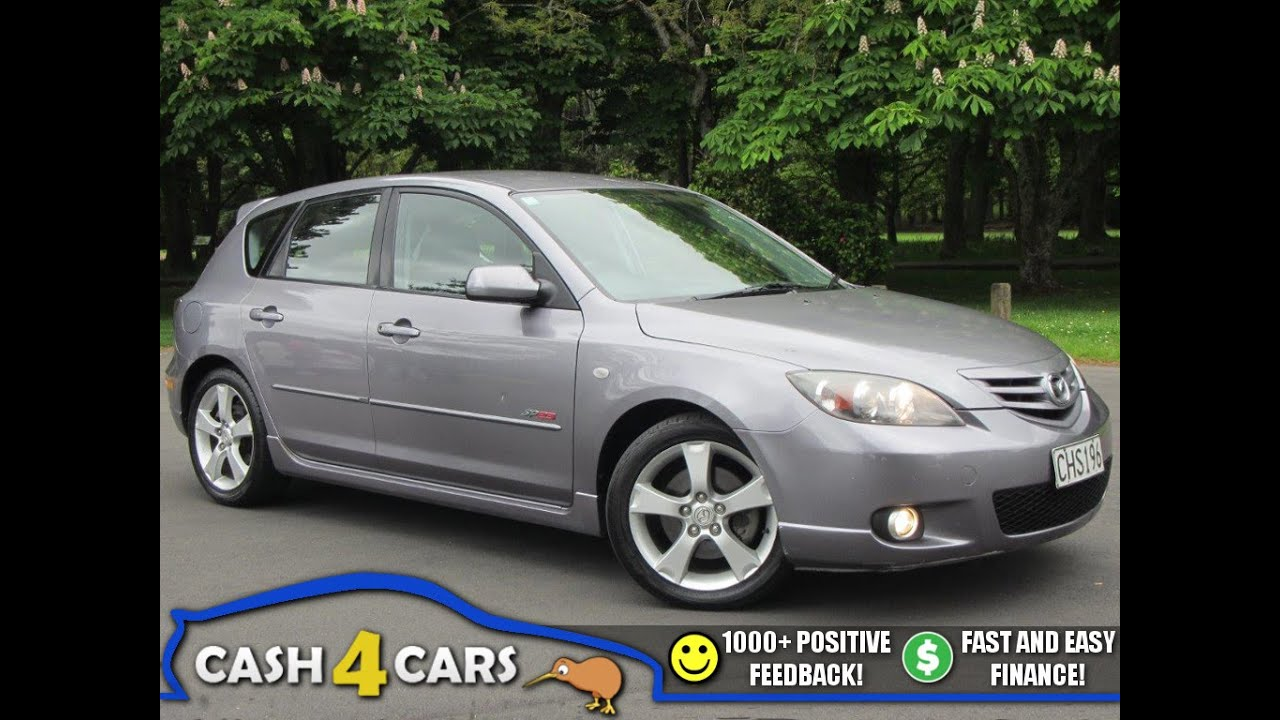 Exceptional 2004 Mazda 3 SP23 NZ New Auto Hatchback ** Cash4Cars ** ** SOLD **