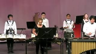 MCHS Drumline Fall 2018