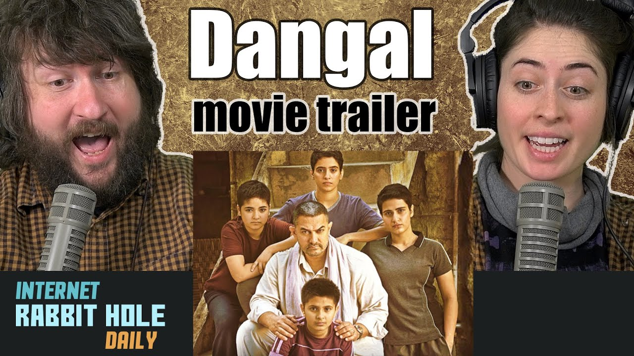 Download Dangal   Main Trailer   irh daily REACTION!