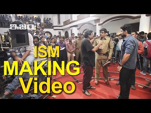 ISM Movie Making Video || Puri Jagannadh...