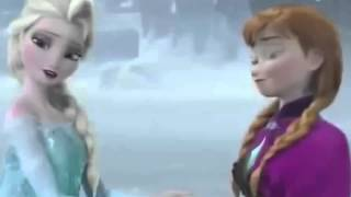 №17 Холодное сердце. Игрушки. Мультфильмы 2014. Frozen.