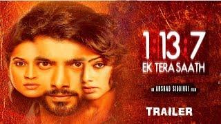 1:13:7 Ek Tera Saath Movie Trailer launch   Ssharad Malhotra, Hritu Dudani & Melanie Nazareth