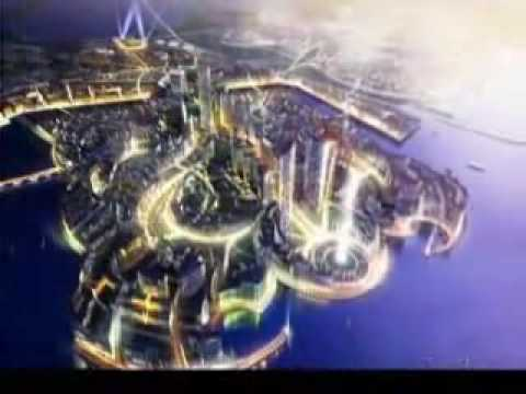 kuwait future city -city of silk- مدينة الحرير