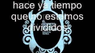 El secreto de las tortugas (con letra) - Maldita Nerea y Los Delincuentes
