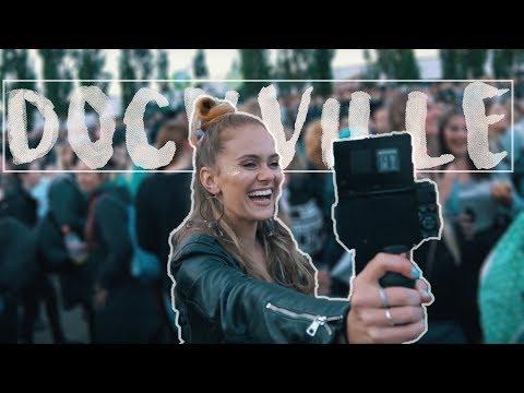 DOCKVILLE Festival in Hamburg 2017 #dailyvlog Nr. 302 | MANDA