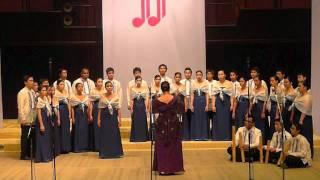 Ateneo de Manila College Glee Club - ALITAPTAP