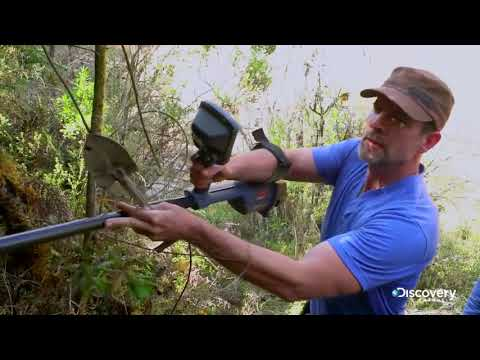 Опасные пещеры   В поисках сокровищ: змеиный остров   Discovery Channel
