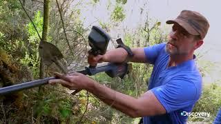 Опасные пещеры | В поисках сокровищ: змеиный остров | Discovery Channel