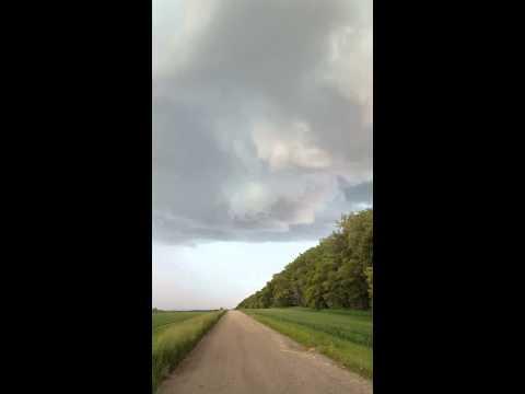 Tornado near Grand Forks, ND 06/27/15