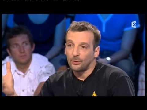 Mathieu Kassovitz & Philippe Legorjus - On n'est pas couché 12 novembre 2011 #ONPC