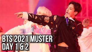 [HD] BTS MUSTER 2021 SOWOOZOO PHOTOSKETCH (방탄소년단 소우주)