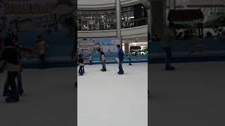 Ice skating @ Margocity Depok