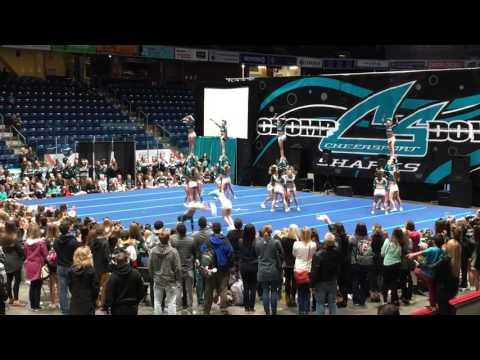 Cheer Sport Great White Sharks Showcase 2016/2017