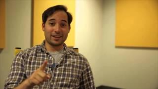 Harris Wittels for Origin Story on Indiegogo