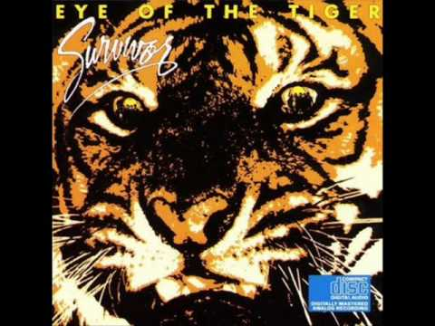 Survivor - Eye of the Tiger (With Tiger Growl)
