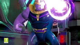 LEGO Marvel Super Heroes 2 Infinity War DLC Trailer