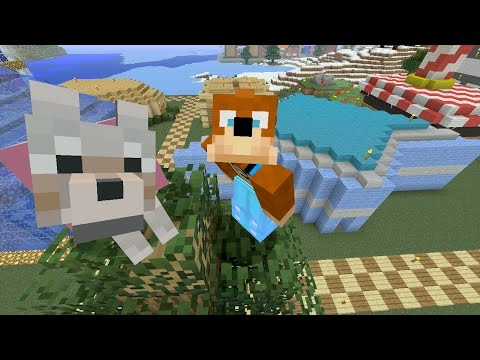 Minecraft Xbox - Clean Machine [292]