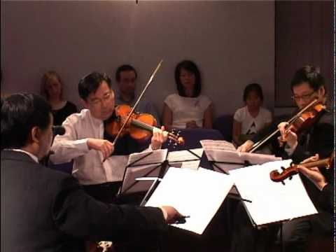 String Quartet No.4 in C major, K157_W. A. Mozart_...