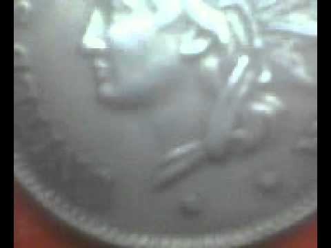 MOV0001B.aviOne U.S. dollars for the year 1851 for sale - 01001233780