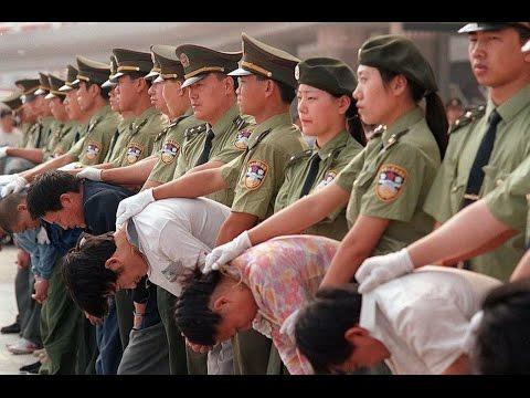 Казнь в Китае!