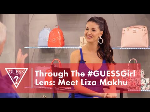 Through the #GUESSGirl Lens: Meet Liza Makhu