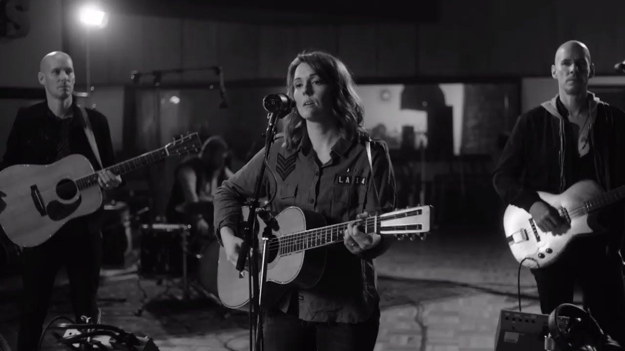 Brandi Carlile Whatever You Do Live From Studio A Chords Chordify