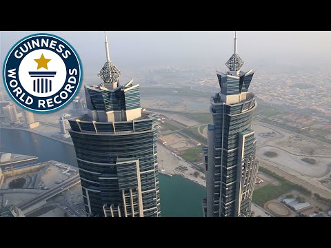 The Tallest Hotel - Guinness World Records