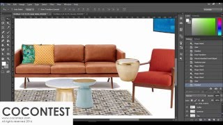 Create a Digital Moodboard in Photoshop | CoContest