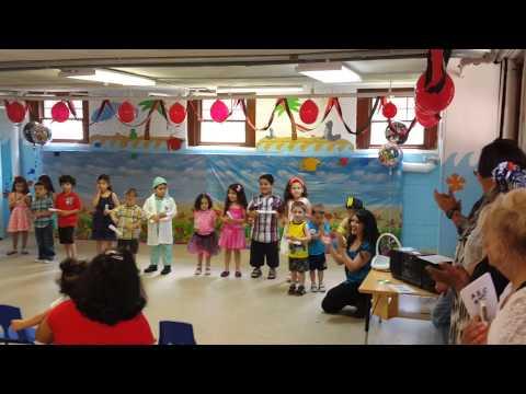 """Goodbye Headstart"" Song @ Parmadale School"