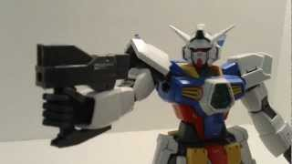 this is a review of the master grade gundam age-1 model kit. This kit is from the series mobile suit gundam age.