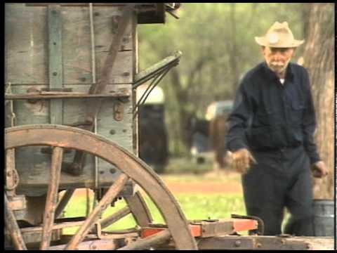 Oklahoma Land Rush Reenactment