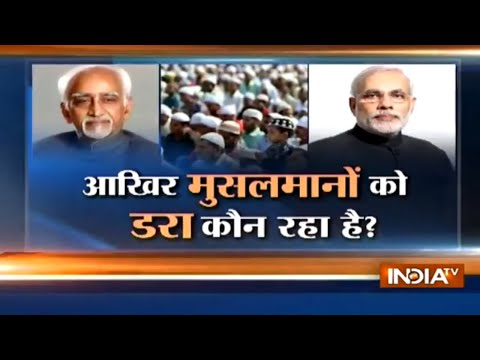 Do Muslim feel insecure and fear under Modi Govt?