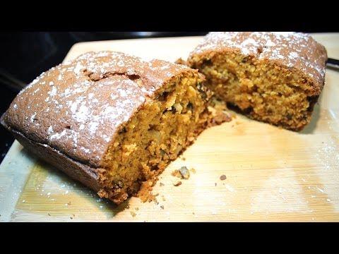 Delicious Pumpkin Bread w/ Walnuts Holiday Bread