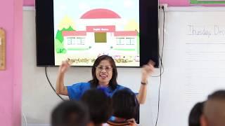 วีดีทัศน์การบริหารจัดการโรงเรียนดีประจำตำบล สพป อบ 1 2017