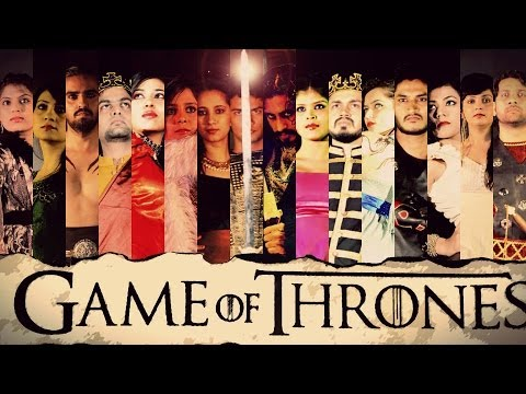 IITB PG Cult 2014 Fashion Show - Theme 1: Game of Thrones