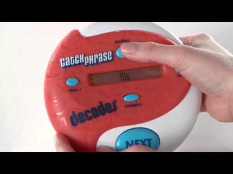 Electronic Catch Phrase Decades Game | Toys R Us Canada