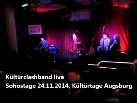 Kültürclashband 2014 live #1