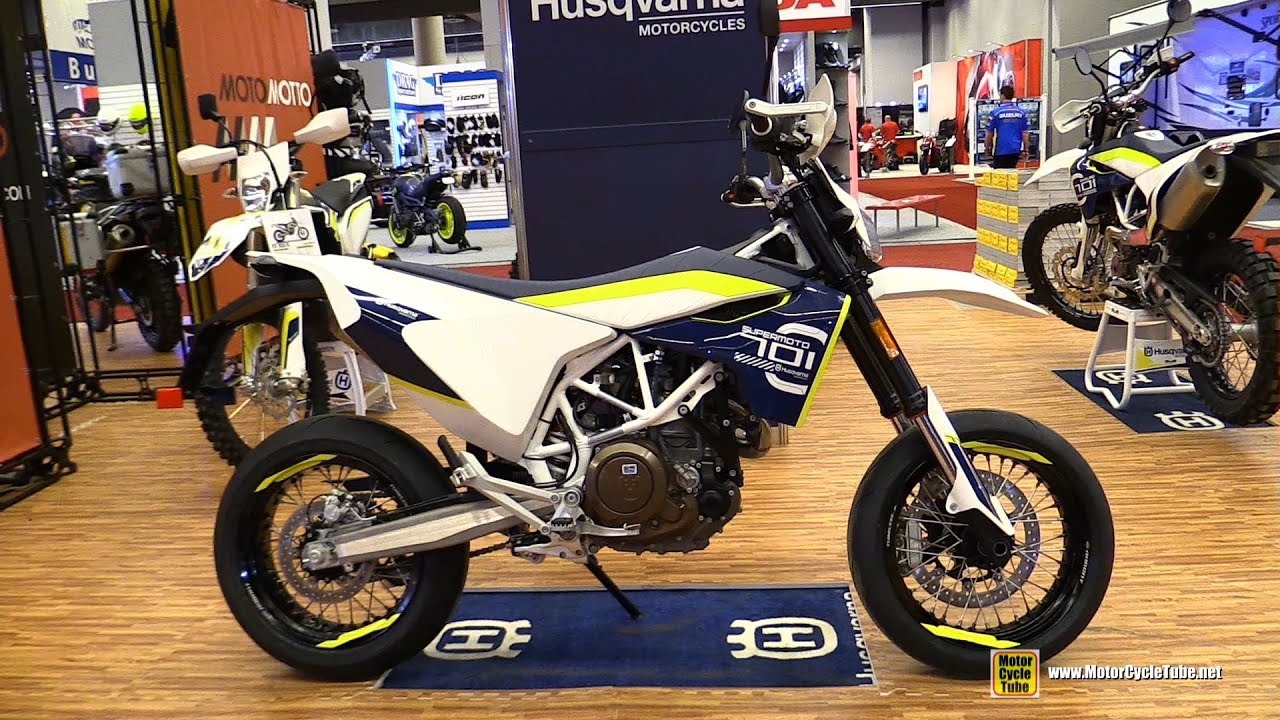 2016 husqvarna 701 supermoto walkarond 2016 montreal. Black Bedroom Furniture Sets. Home Design Ideas