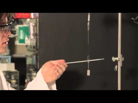 How to create an artificial muscle from fishing line.