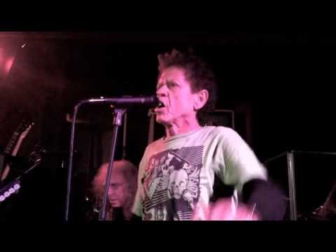 """Lawyers, Guns and Money"" Blondie Chaplin and the Waddy Wachtel Band"