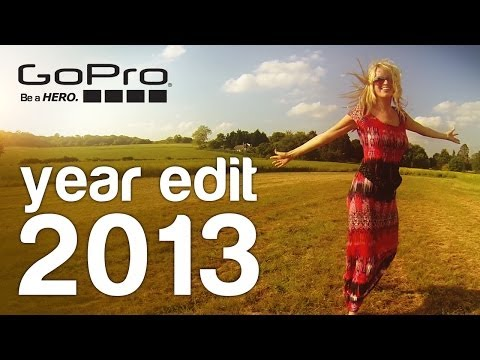 GoPro Year Edit 2013: all the action from the year!