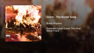 Outro - The Burial Song